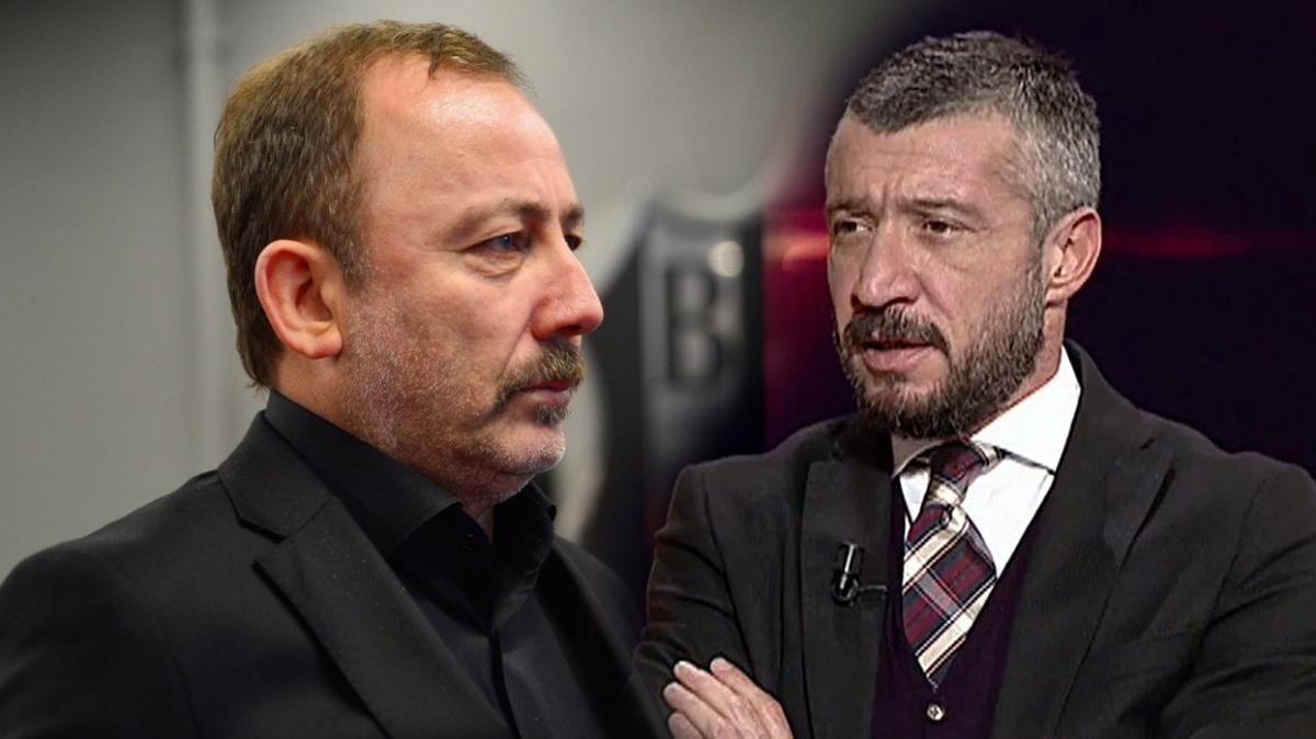 """Sergen Yalçın'dan Tümer Metin'e çok sert cevap: Sen o kapasitede misin"""""""