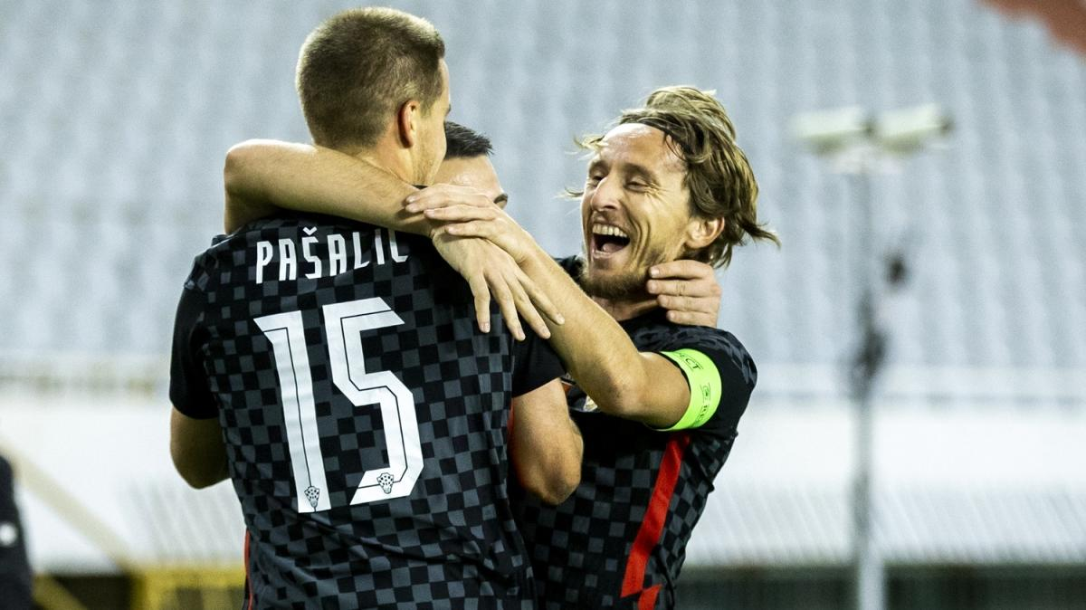 UEFA Uluslar Ligi'nde 6. hafta başladı