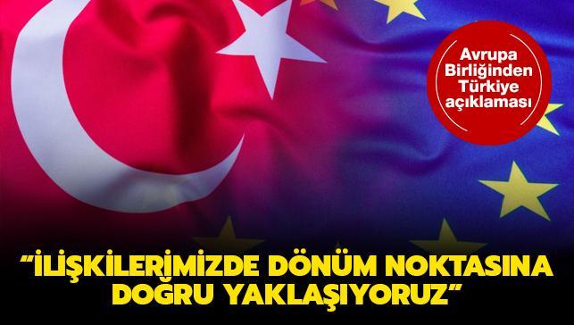 Avrupa Birliği Yüksek Temsilcisi Borrell'den Türkiye açıklaması: İlişkilerimizde dönüm noktasına doğru yaklaşıyoruz