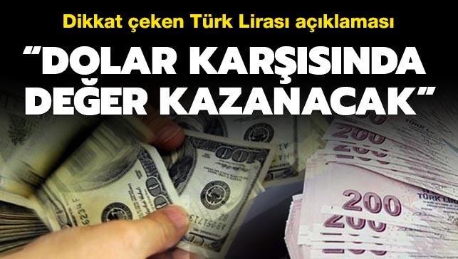 """Ekonomist Jason Tuvey: """"Türk lirası dolar karşısında değer kazanmaya devam edecek"""""""
