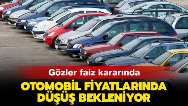 MB kararı sonrası otomobil fiyatlarında düşüş bekleniyor