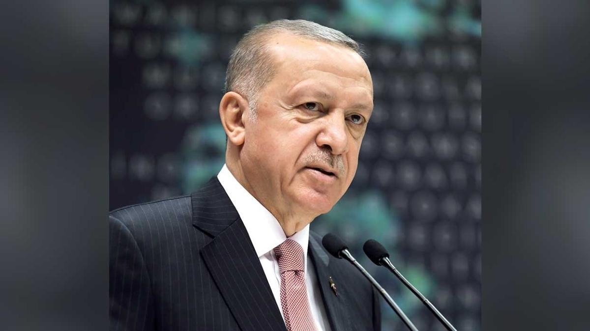 """Başkan Erdoğan'dan CHP'ye tepki! 'Senin Kuzey Kıbrıs aşkın var mı""""'"""