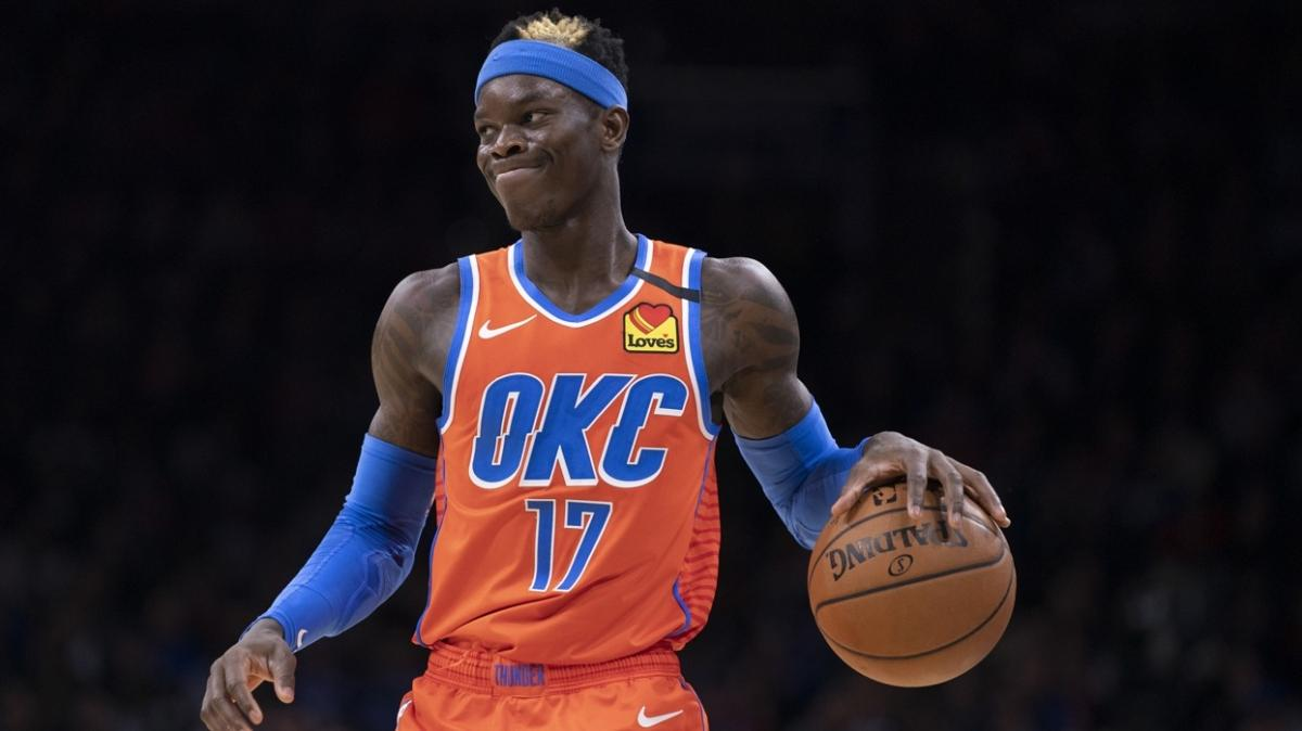Dennis Schröder, Los Angeles Lakers'da