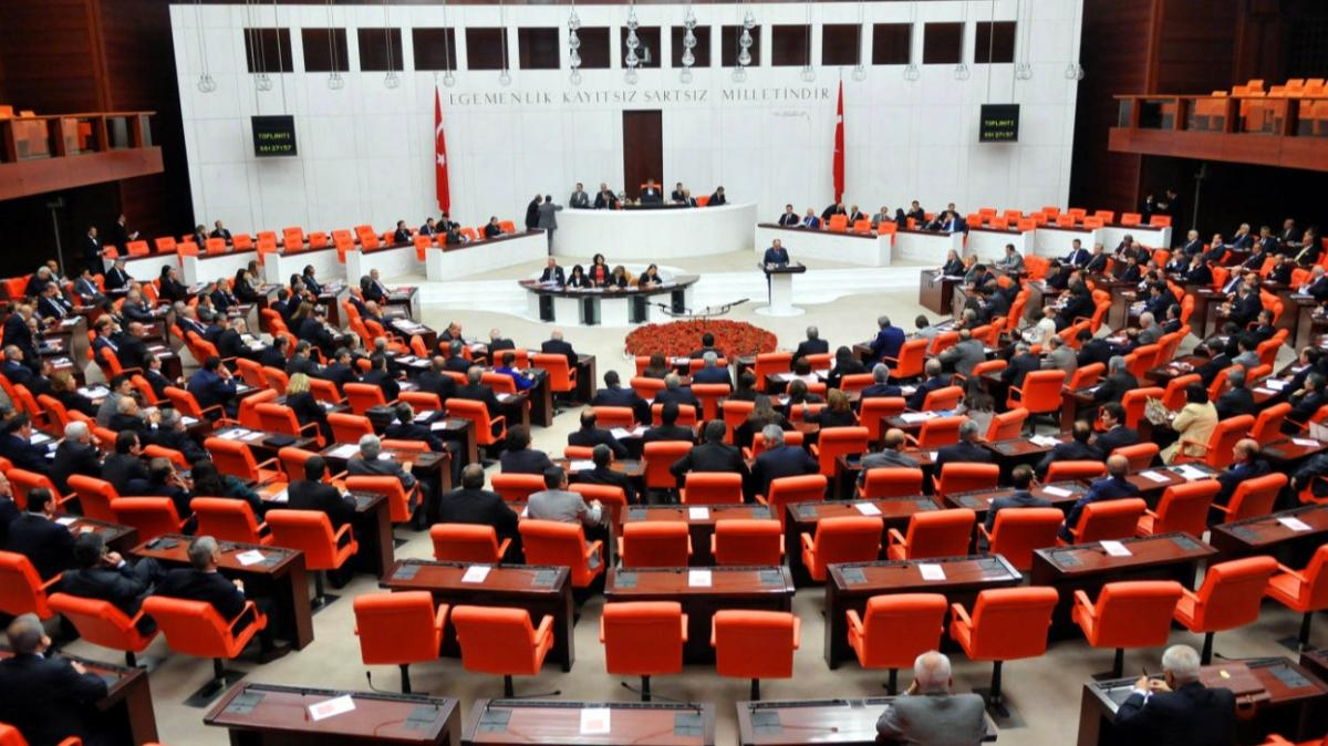 Enerji alanında düzenlemeler içeren kanun teklifi TBMM Genel Kurulunda kabul edildi