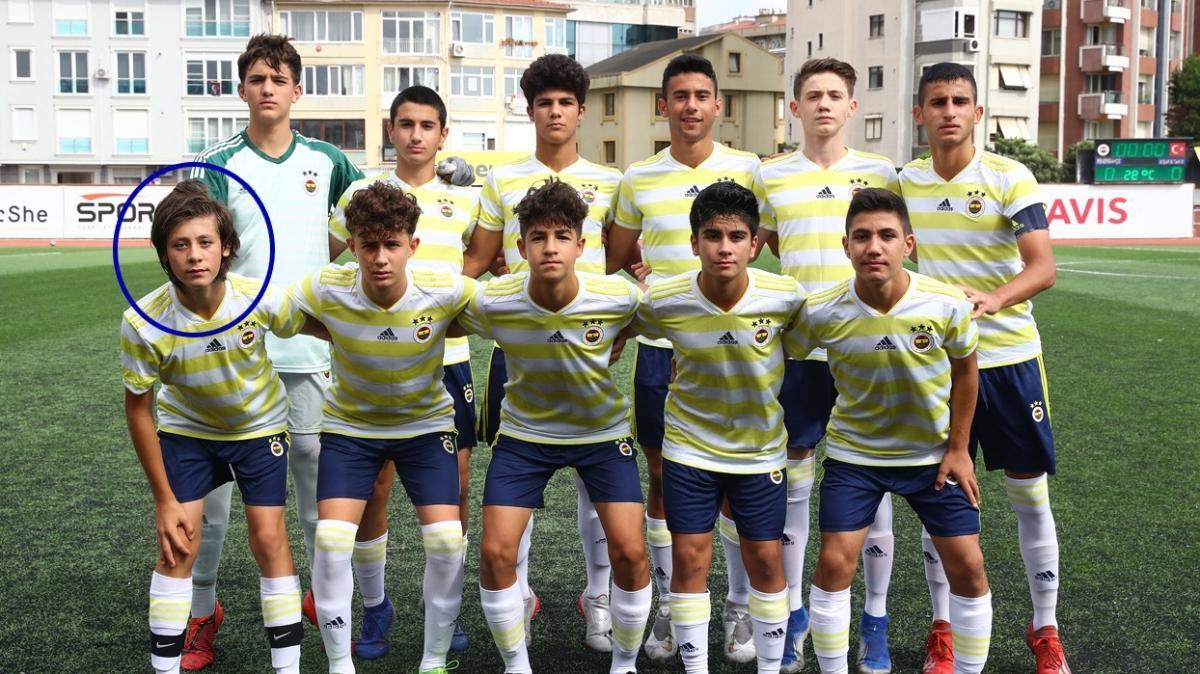 Fenerbahçe'de yeni bir yıldız doğuyor: Arda Güler