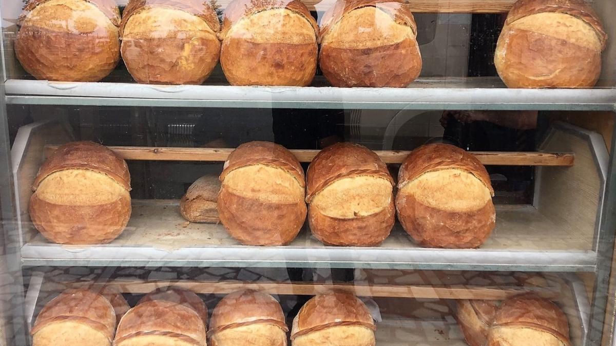 Giresun'un Çavuşlu ekmeği tescillendi! İşte lezzetin sırrı