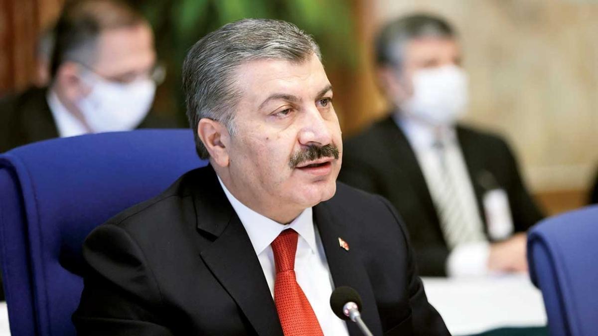 Sağlık Bakanı Fahrettin Koca: Korona bütün ülkeye yayıldı