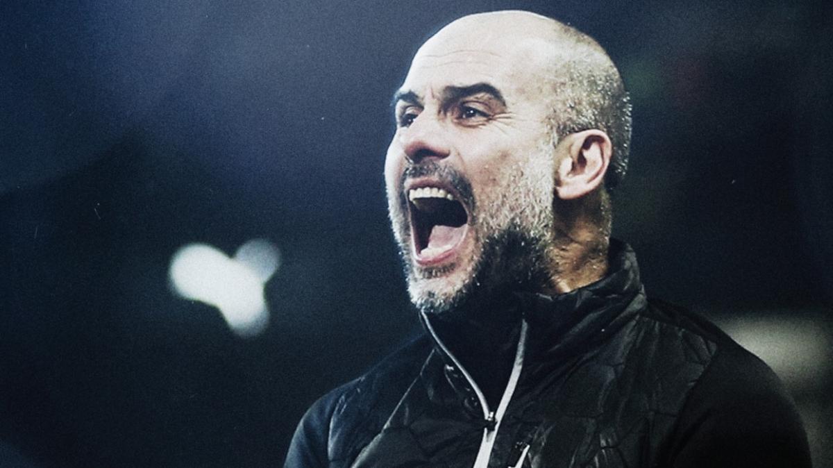 Manchester City, Pep Guardiola'nın kontratını 2 yıllığına uzattı