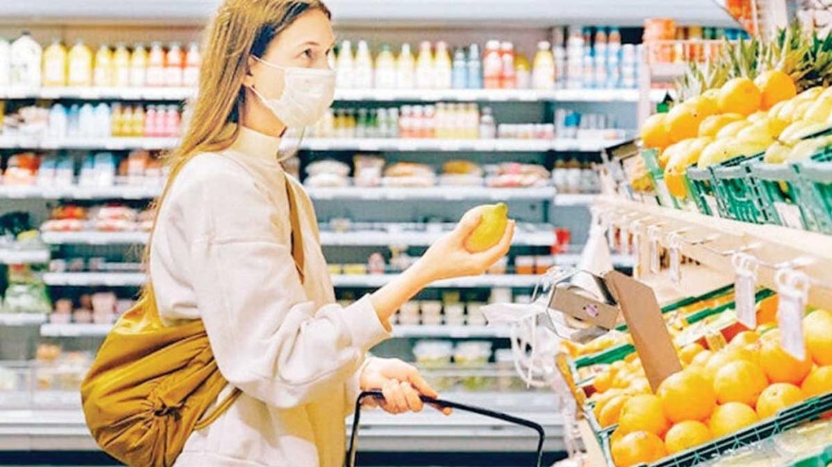 'Tüketici panik yapmasın, gıda stokuna gerek yok'