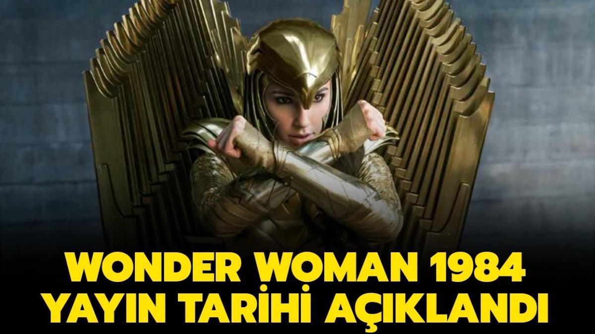 """Wonder Woman 1984 fragmanı izleme linki! Wonder Woman 1984 ne zaman vizyona giriyor"""""""