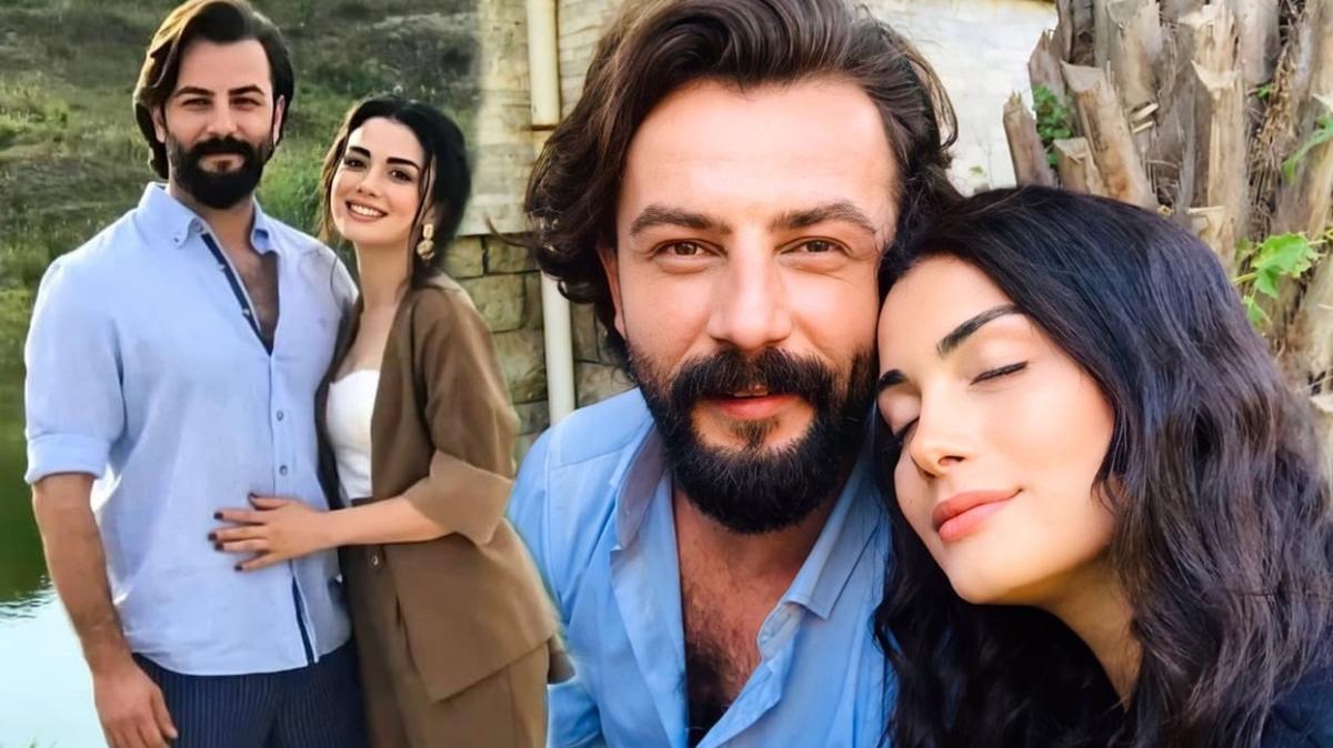 Yemin'in Emir'i Gökberk Demirci'den sevgilisi Özge Yağız'a: En değerlim!