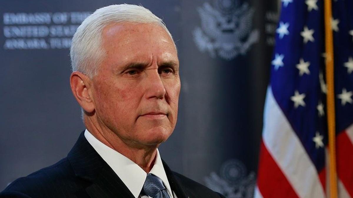 ABD Başkan Yardımcısı Pence'den ulusal karantina açıklaması