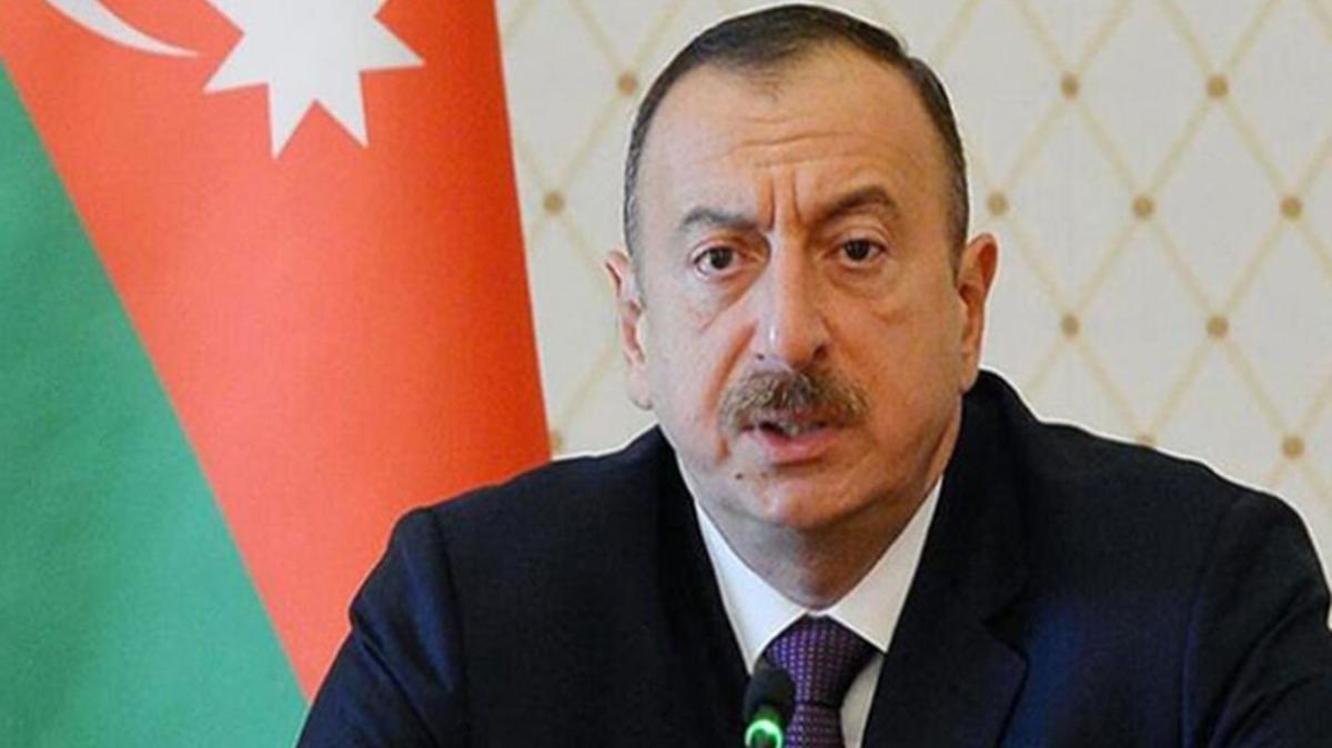 Aliyev: Ağdam için yeni bir dönem başlıyor