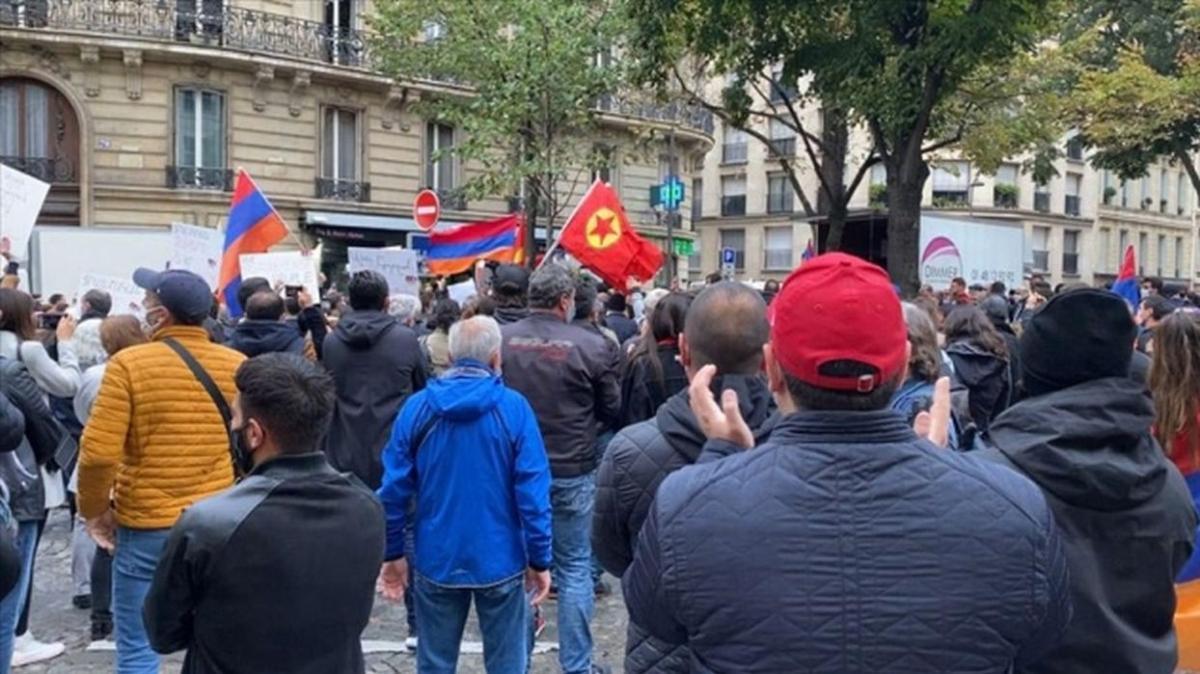Azerbaycan'dan Ermenistan'a savaşmaya giden Fransızlar için suç duyurusu