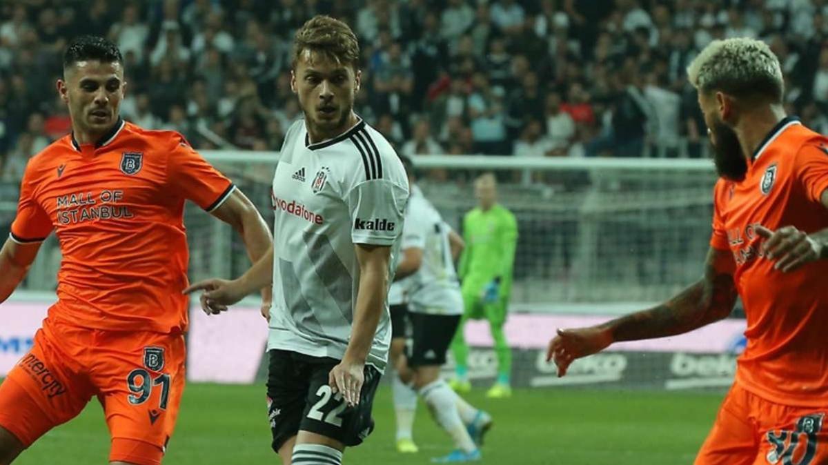 Beşiktaş'ın korkulu rüyası Başakşehir