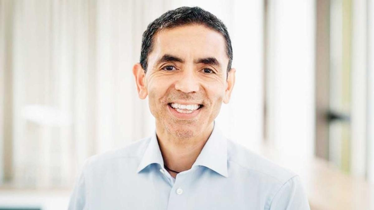 Biontech'in CEO'su Türk bilim adamı Uğur Şahin: 2021'e aşıyla gireriz
