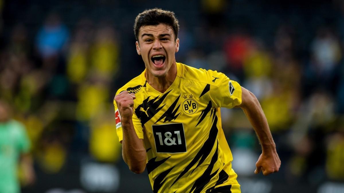 Borussia Dortmund, Giovanni Reyna ile yeni kontrat imzaladı