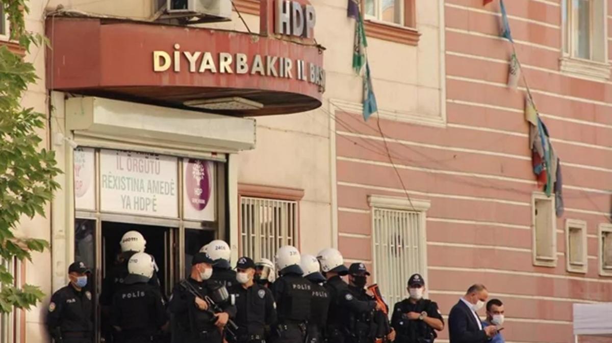Dİyarbakır HDP İl Başkanı Ceylan ve Yenişehir İlçe Başkanı Sızıcı hakkında 20 yıla kadar hapis istemi