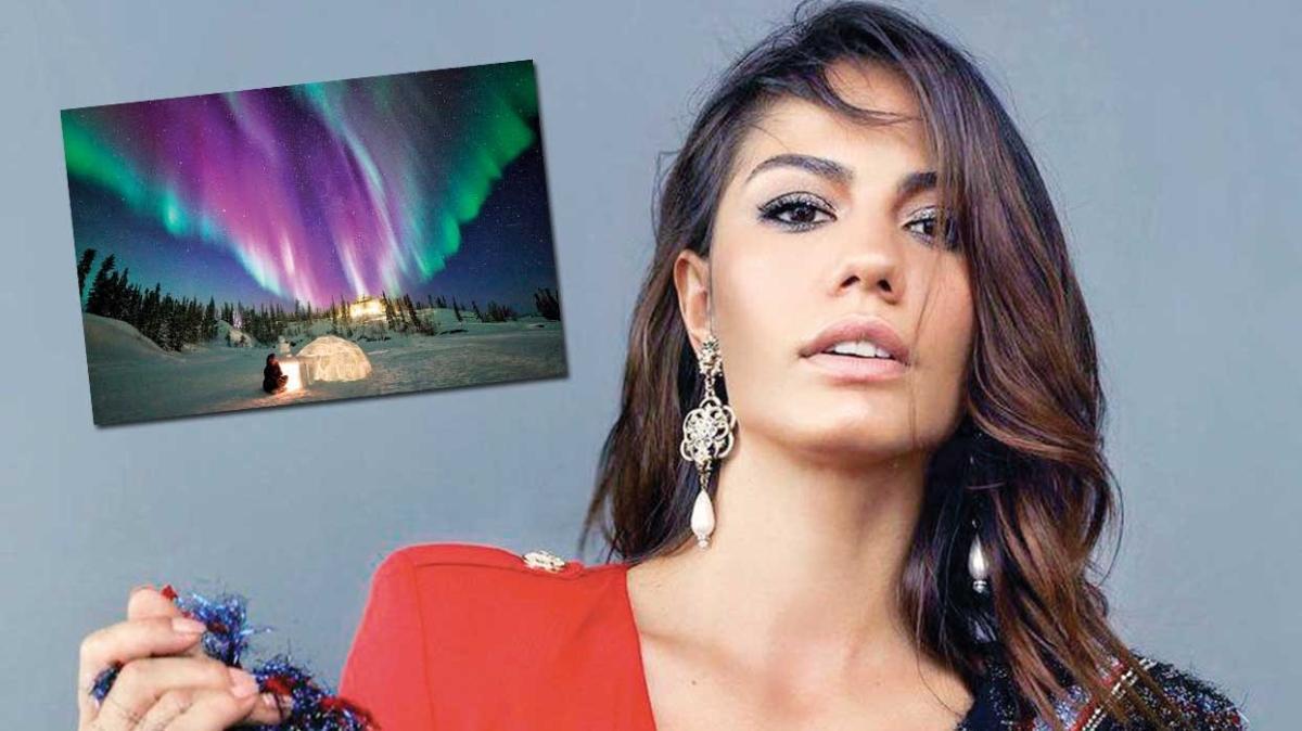 Doğduğun Ev Kaderindir'in Zeynep'i Demet Özdemir hayalini açıkladı: 'Kuzey Işıkları'nı izlemek