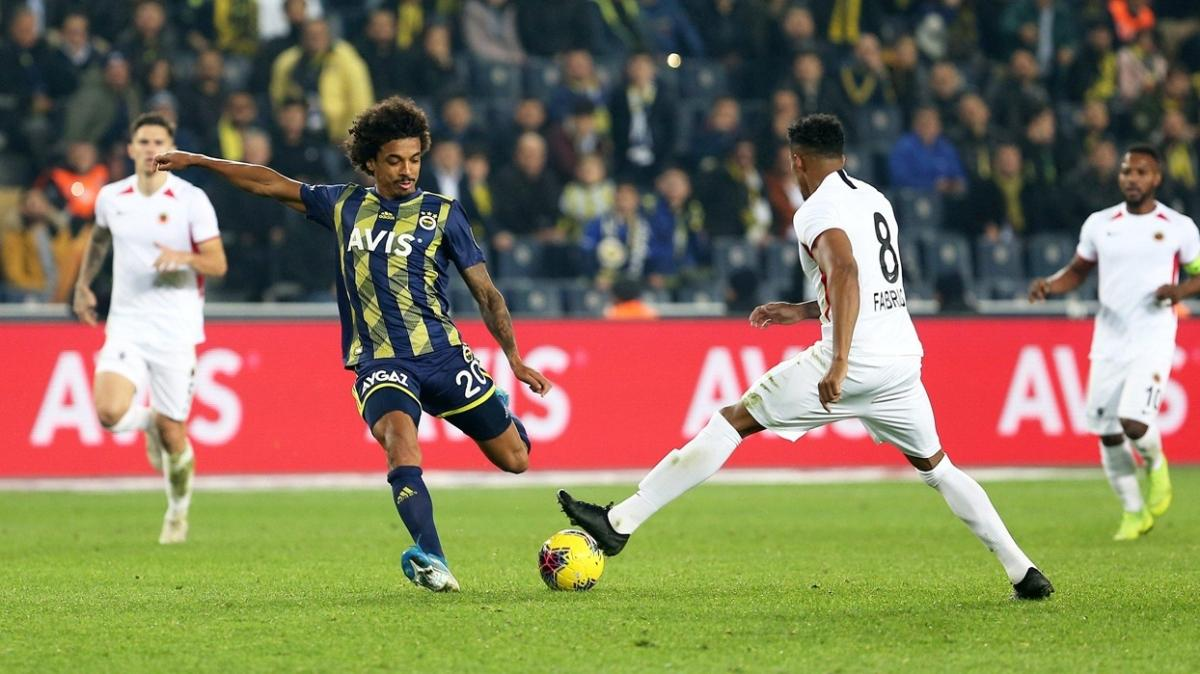 Fenerbahçe son 37 maçta Gençlerbirliği'ne sadece 3 kez yenildi