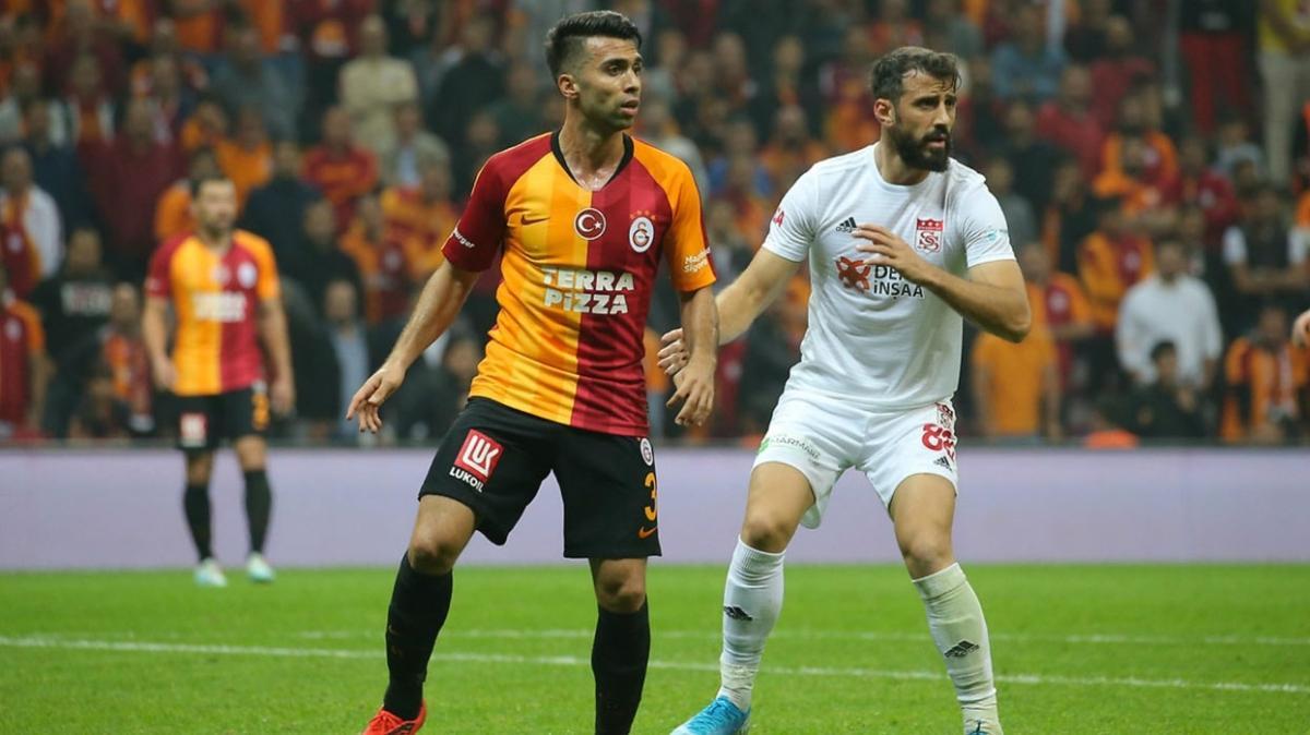 Galatasaray'da sakatlara bir yenisi daha eklendi