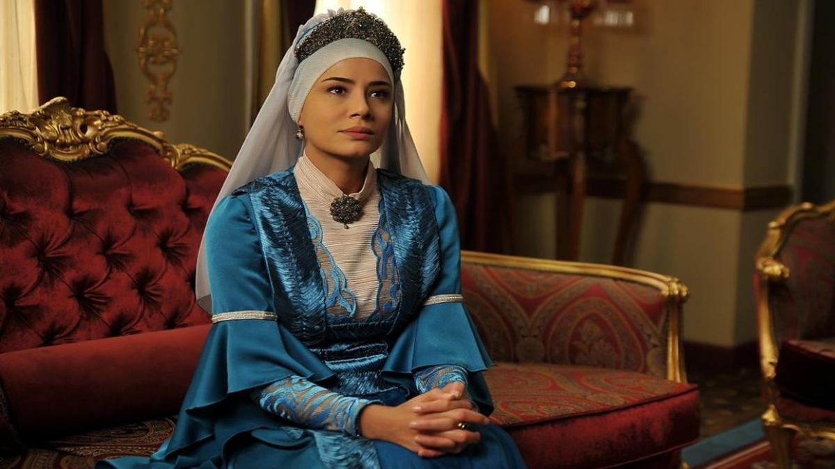 """Payitaht Abdülhamid Bidar Kadın ölecek mi"""" Özlem Conker kimdir, diziden ayrılıyor mu"""""""