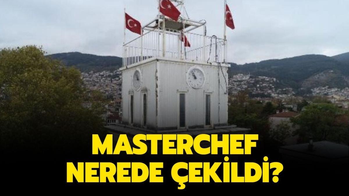 """21 Kasım Cumartesi MasterChef nerede çekildi"""" MasterChef Bursa'nın neresinde çekildi"""""""