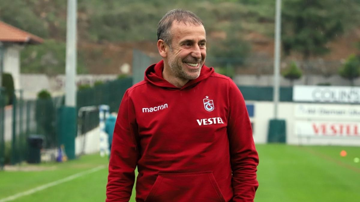 Abdullah Avcı Trabzonspor'a 4-1-4-1 taktik düzenini oynatacak