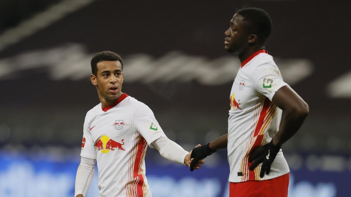Başakşehir'in rakibi Leipzig, 1-1 berabere kaldı