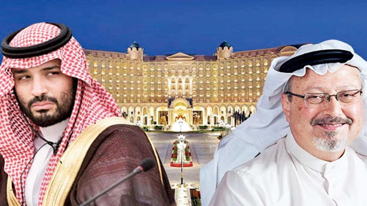 Cemal Kaşıkçı'nın katilleri Ritz'deki işkenceciler