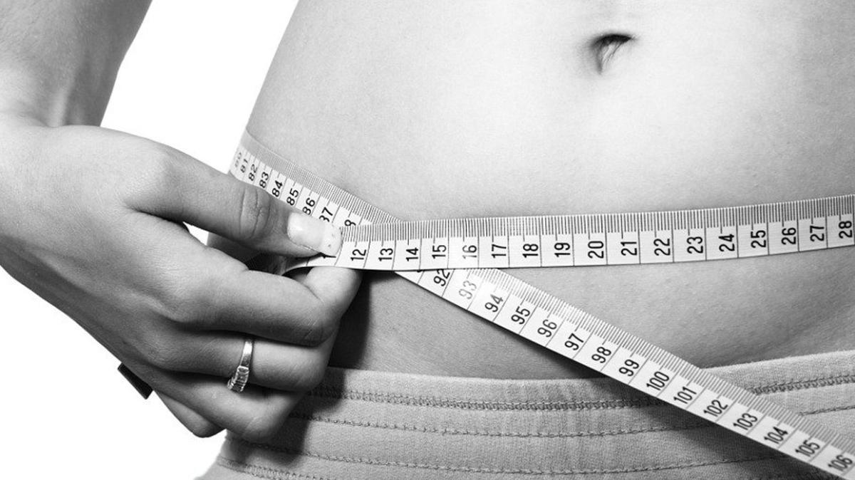 Göbek ve bel bölgesinden kilo nasıl verilir?