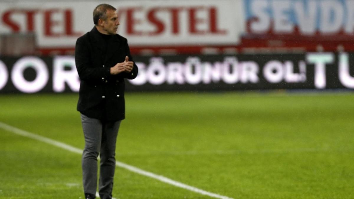 Avcı, Trabzonspor'la ilk galibiyetini aldı