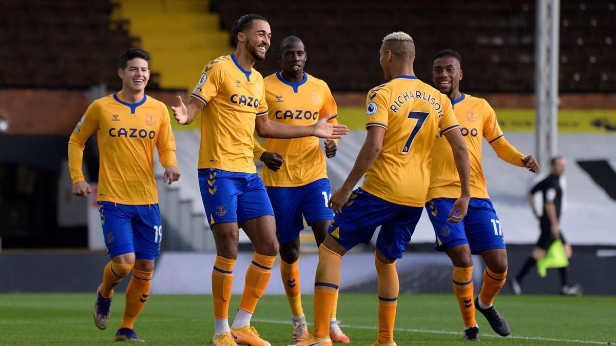 Calvert-Lewin Everton'ı sırtlamaya devam ediyor