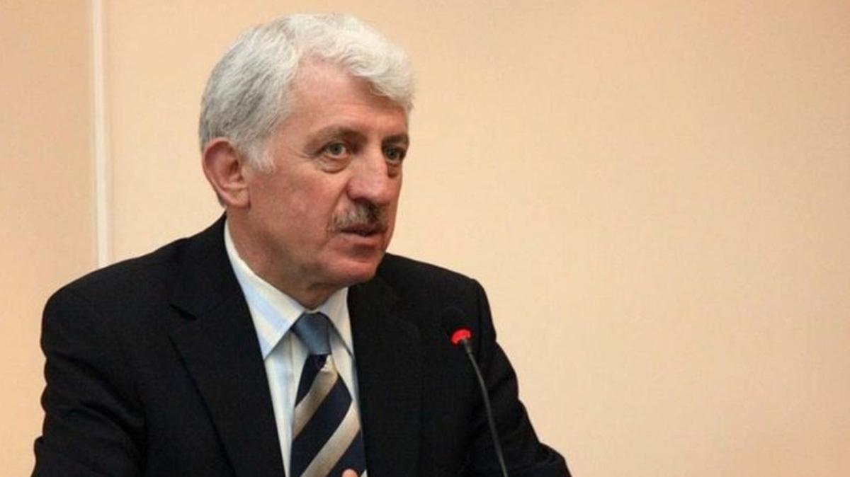 Eski Sakarya Büyükşehir Belediye Başkanı Aziz Duran vefat etti