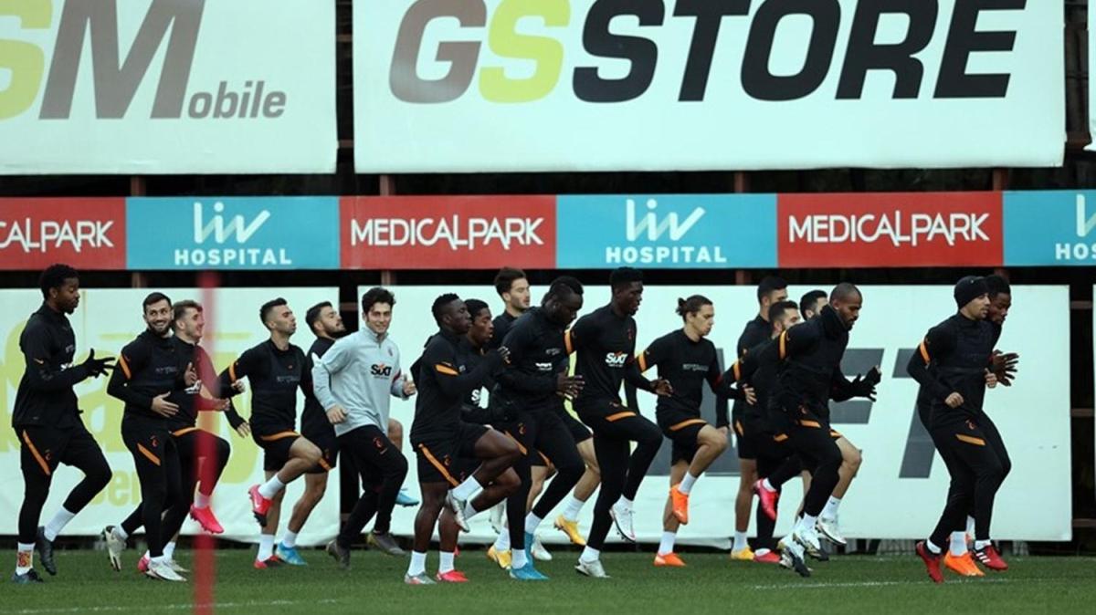 Galatasaray, Kayserispor'a hazır