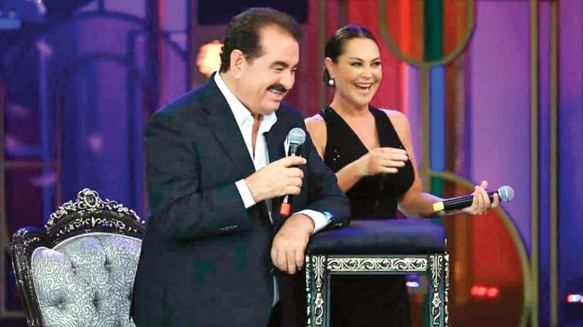 İbo Show'da Hülya Avşar ile bir araya gelen İbrahim Tatlıses'ten olay açıklama: Beni setten kovdu