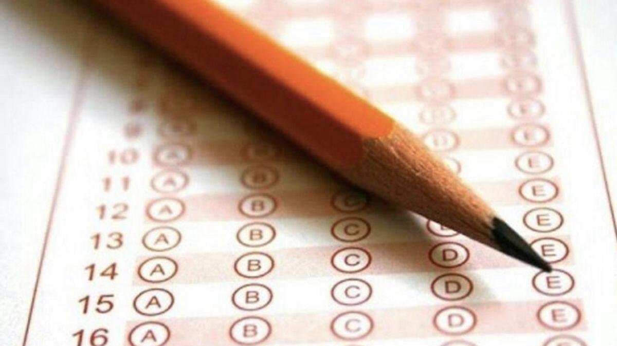 Ortaöğretim KPSS oturumu sona erdi