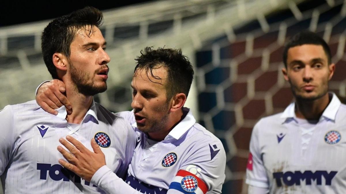 Umut Nayir Split'te ilk golünü attı: 'Özlemişim'