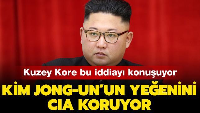 Kuzey Kore bu iddiayı konuşuyor: Kim Jong-un'un yeğenini CIA koruyor