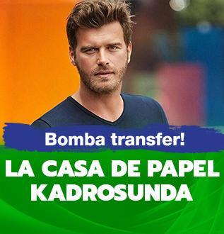 La Casa de Papel 5. sezonu için bomba iddia!