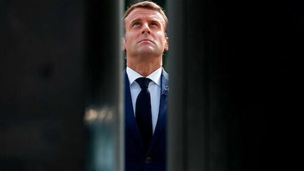 Macron'dan itiraf gibi açıklama: Orası Azerbaycan'ın toprağı müdahale edemeyiz