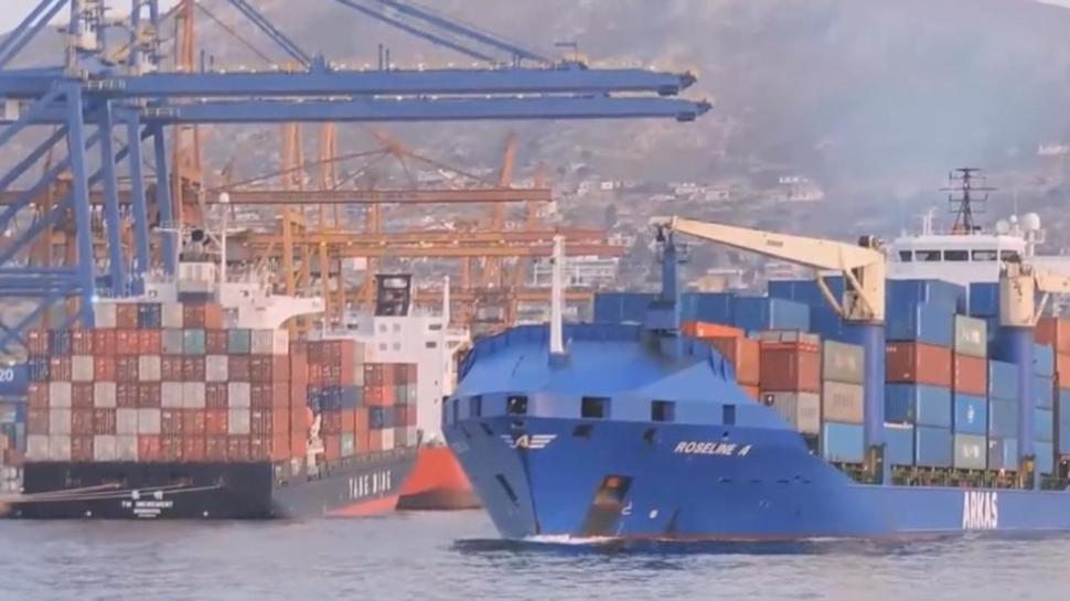 Türk gemisine hukuk dışı arama!