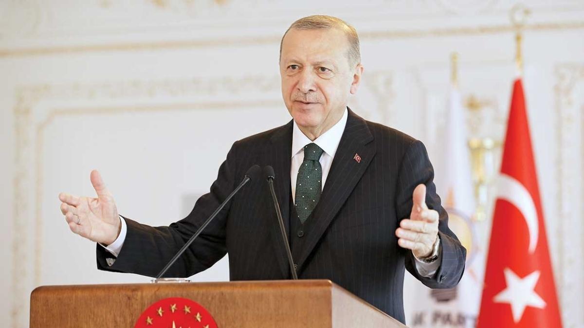 Başkan Erdoğan: İstikametimizde en küçük değişiklik yok