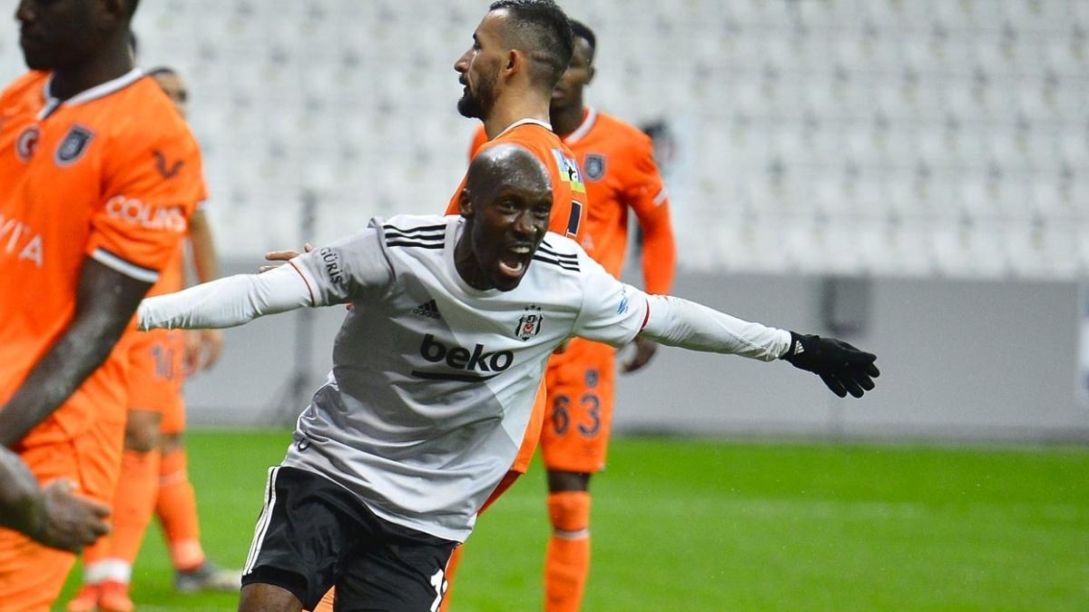 Beşiktaş'ta Başakşehir maçının galibiyet hikayesi