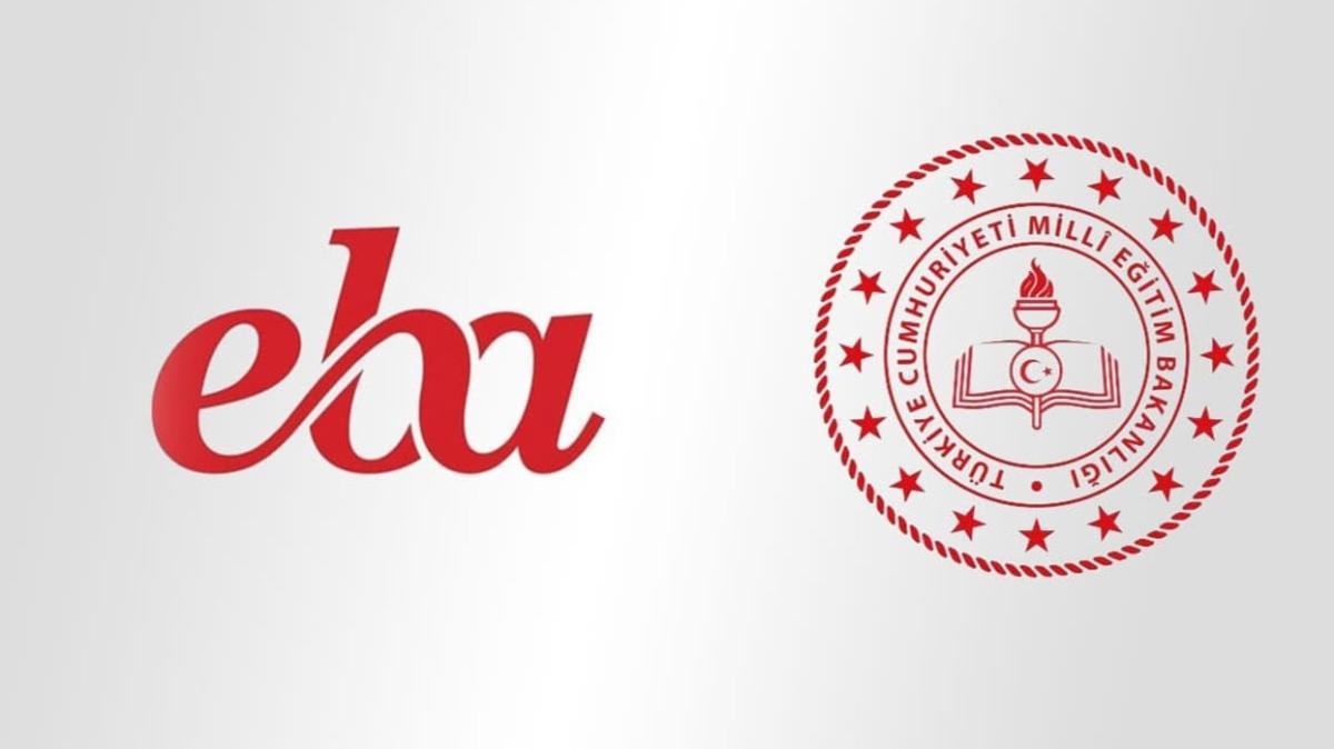 23-27 Kasım EBA Tv ders programı!
