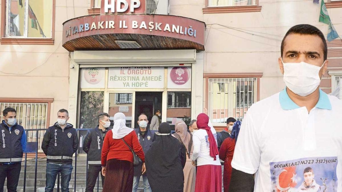 'HDP'liler çocuk hırsızı!'