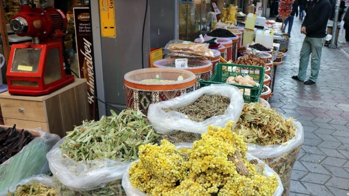 Koronavirüs salgınında en çok satılan baharatlar ve fiyatları