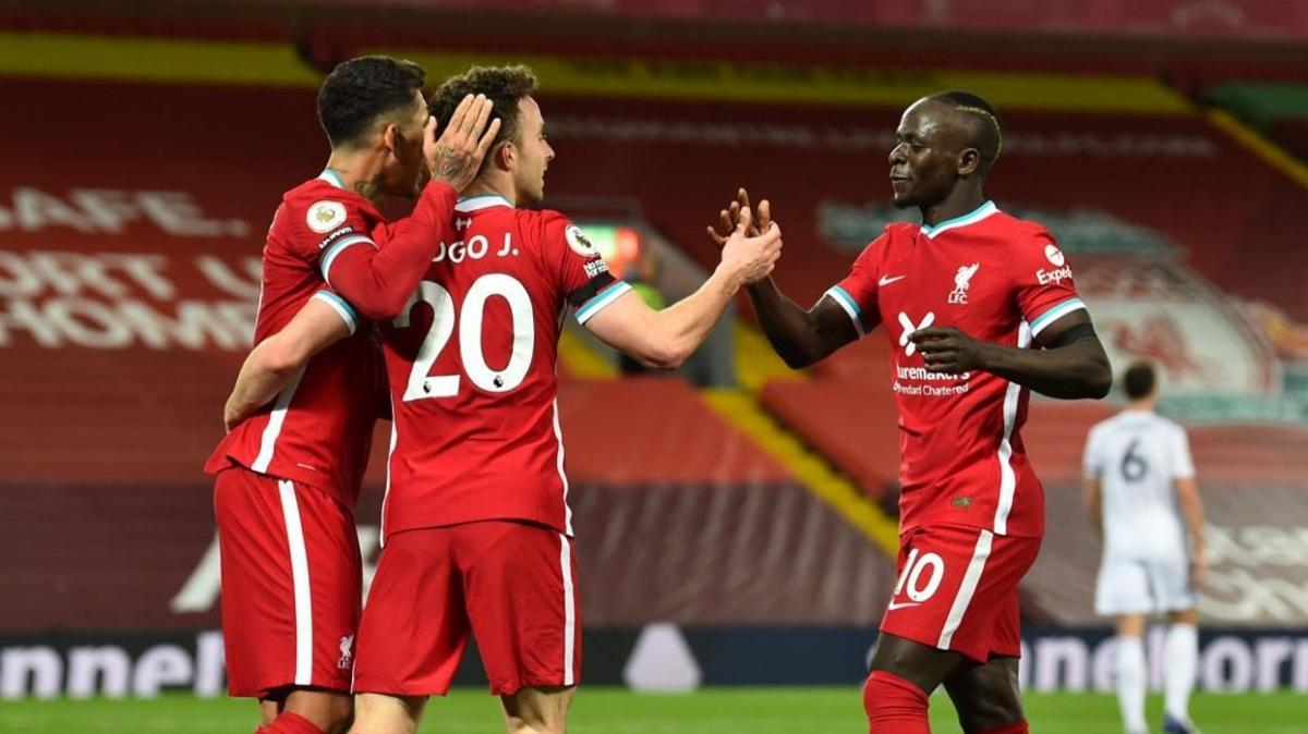 Liverpool Leicester City'i farklı devirdi