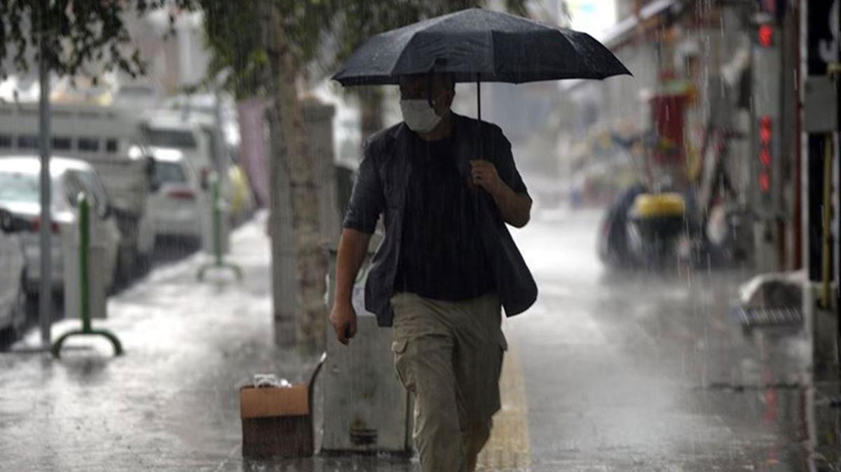 Meteoroloji'den bazı illere kritik yağış uyarısı... 23 Kasım son dakika hava durumu