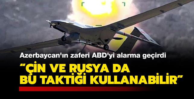 Azerbaycan'ın zaferi ABD'yi alarma geçirdi: Çin ve Rusya bu taktiği kullanabilir